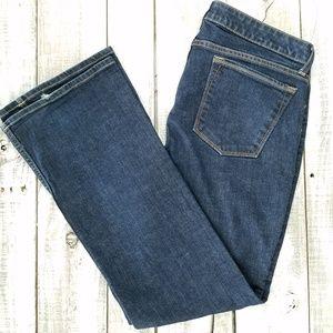 Banana Republic size 14 Women bootcut Jeans Dark W